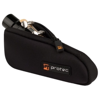 Pro Tec Neoprene Mouthpiece Pouch for Tuba/Tenor Saxophone - Multiple Colors