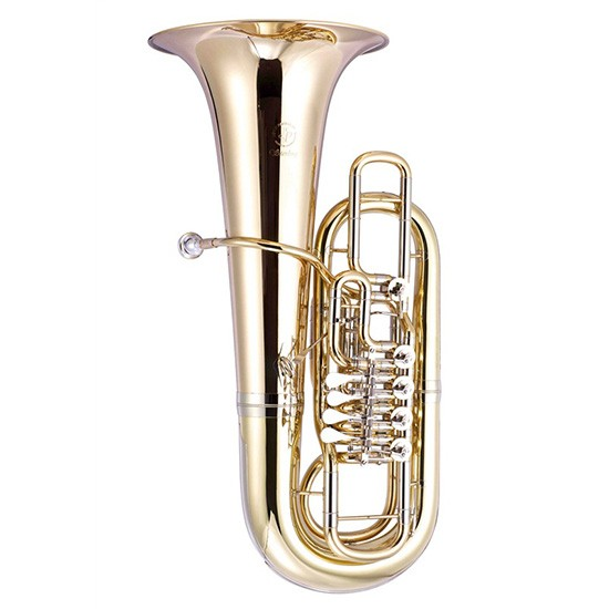 John Packer Rotary Valve FF Tuba - Multiple Finishes
