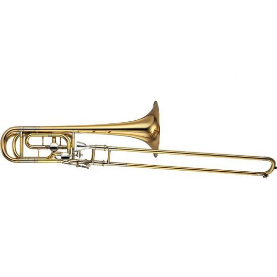 Yamaha Xeno Bass Trombone [Gold Brass Bell]