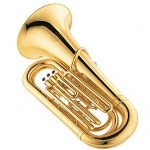 Jupiter Deluxe 3/4 Size BBb Tuba