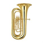 Yamaha Standard BBb Tuba - With Case