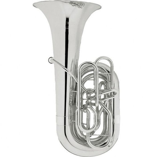 Jupiter Performance 4 Valve BBb Tuba [Silver-Plated] + $300 GIFT CARD