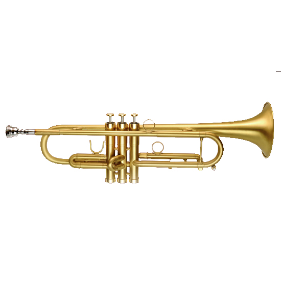 P. Mauriat 71 Series Professional Bb Trumpet - Multiple Finishes