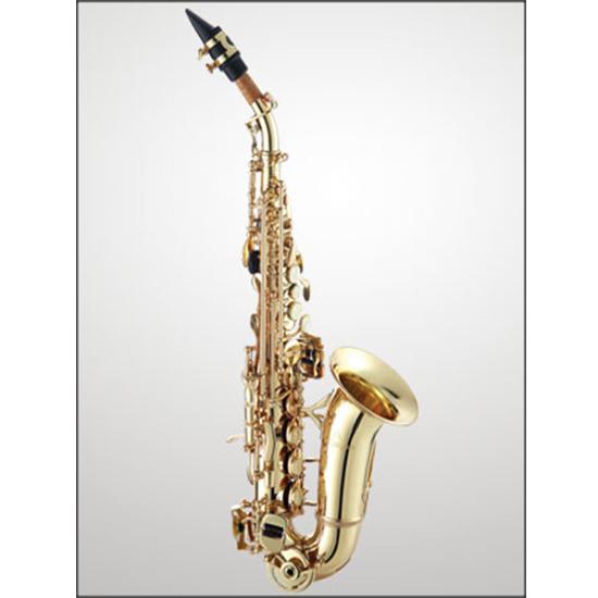 antigua curved soprano saxophone intermediate soprano saxophones pro winds. Black Bedroom Furniture Sets. Home Design Ideas