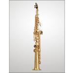 Antigua Intermediate Soprano Saxophone - Straight and Curved Necks - Multiple Finishes!