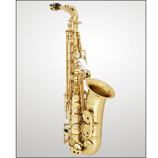 Antigua Intermediate Alto Saxophone - Multiple Finishes