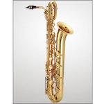 Antigua Power Bell Baritone Saxophone - Lacquer Finish