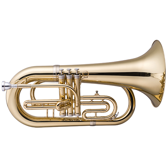 John Packer Marching Euphonium - Multiple Finishes