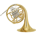 Yamaha Custom Double French Horn - Geyer Wrap - NEW MODEL