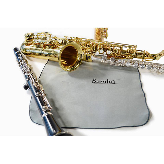 Bambu Microfiber Instrument Polishing Cloth