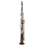 Keilwerth SX90 Dave Liebman SIGNATURE Soprano Saxophone - Vintage Finish/Brushed Nickel Keys