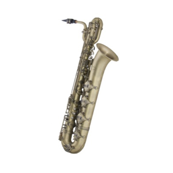 Buffet 400 Series Professional Baritone Saxophone - Antique Matte Finish