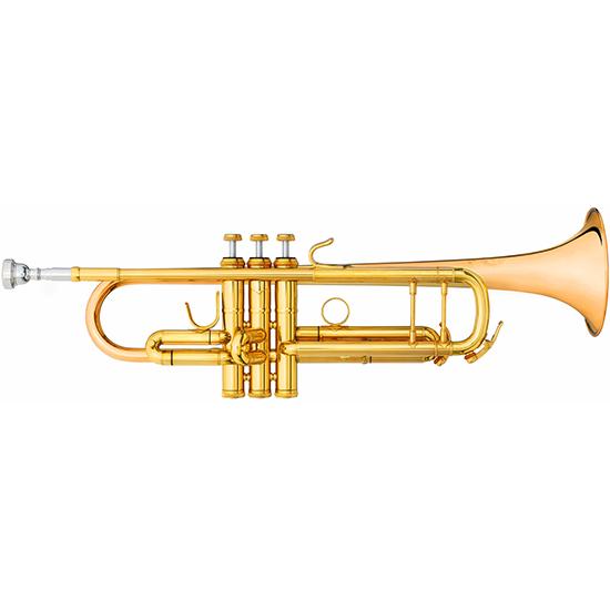 "B&S ""Challenger I"" Professional Bb Trumpet - Gold Brass Bell - $100.00 Instant Rebate"