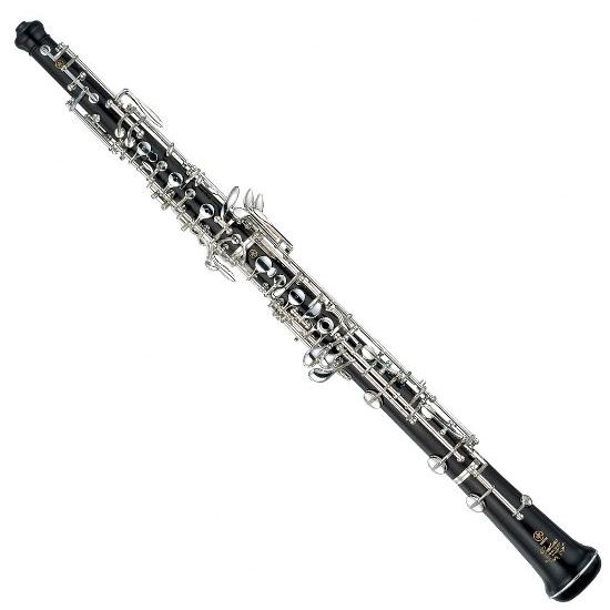 Yamaha Professional Oboe - American Style Bore - Ebonite Lined Upper Joint