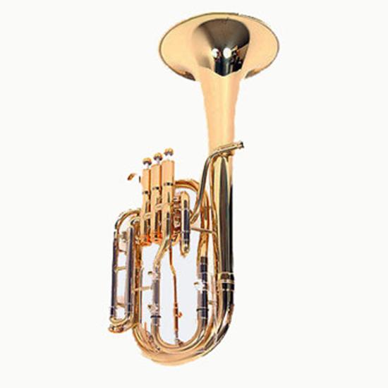 Besson Prestige Tenor Horn - Lacquer Finish