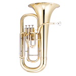 John Packer Standard 3-Valve Euphonium - Multiple Finishes