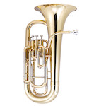 John Packer 4-Inline-Valve Euphonium - Multiple Finishes
