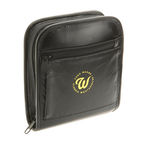 Theo Wanne Double Mouthpiece Pouch