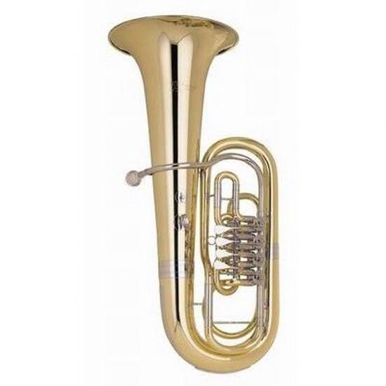 Cerveny Compact F Tuba - Four Valves