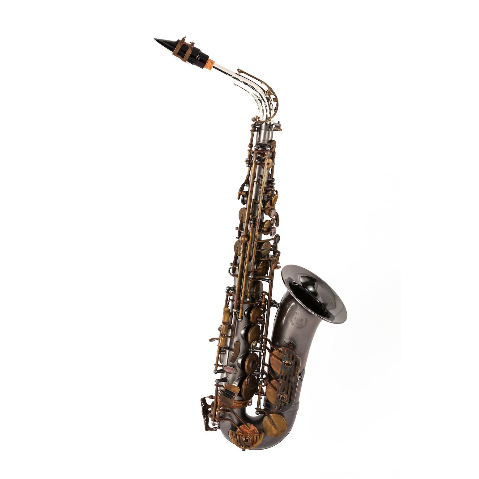 Dakota Bronze Alto Saxophone - NEW FOR 2017!