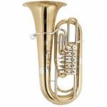 Cerveny Compact F Tuba - Five Valves