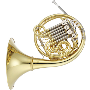 Jupiter Performance Detached Bell Double French Horn - String Linkage - INSTANT REBATE SHOWN IN CART (PLUS GIFT CARD FOR SAME VALUE INCLUDED)