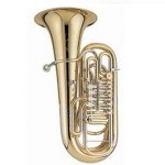 Cerveny Professional F Tuba - 5+1 Valve Set-Up