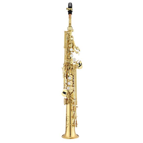 Jupiter Performance Soprano Saxophone - Lacquer Finish + $100 GIFT CARD