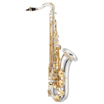 Jupiter Performance Tenor Saxophone - Silver Plated Body
