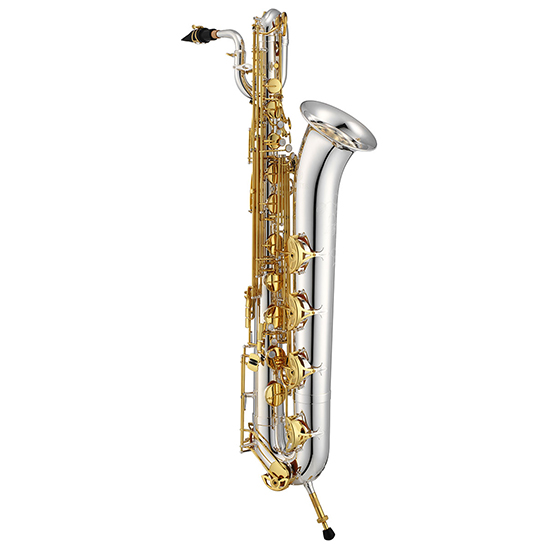 Jupiter Performance Baritone Saxophone - Silver Plated Body - INSTANT REBATE SHOWN IN CART (PLUS GIFT CARD FOR SAME VALUE INCLUDED)
