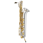 Jupiter Performance Baritone Saxophone - Silver Plated Body
