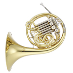 Jupiter Performance Fixed Bell Double French Horn - String Linkage