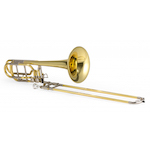 Jupiter XO Professional Bass Trombone - Dual Independent Inline Rotors - INSTANT REBATE SHOWN IN CART (PLUS GIFT CARD FOR SAME VALUE INCLUDED)