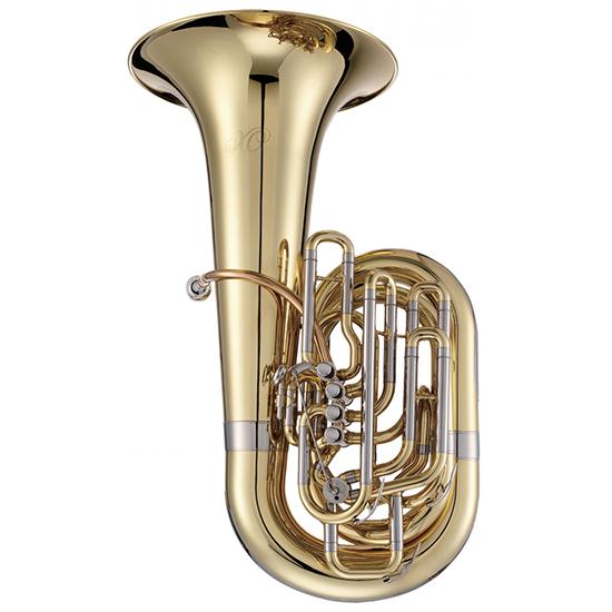 Jupiter XO Professional CC Tuba - Lacquer Finish + $300 GIFT CARD