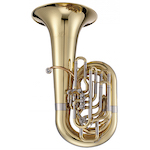 Jupiter XO Professional CC Tuba - Lacquer Finish - INSTANT REBATE SHOWN IN CART (PLUS GIFT CARD FOR SAME VALUE INCLUDED)