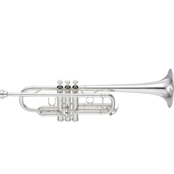 Yamaha Artist Model New York C Trumpet - YM Bell