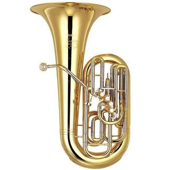 Yamaha Custom Full Size F Tuba