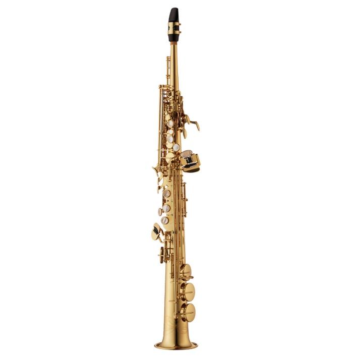 Yanagisawa WO Series Soprano Saxophone - One Piece Body