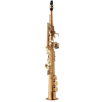 Yanagisawa WO Series Bronze Soprano Saxophone - One Piece Body