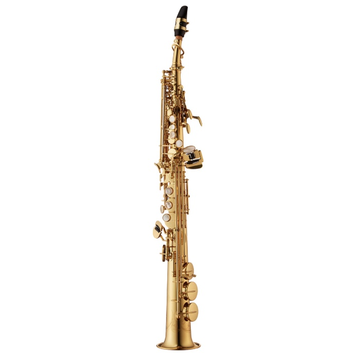 Yanagisawa WO Series Soprano Saxophone - Straight and Curved Necks - JUST RELEASED