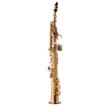 Yanagisawa WO Series Bronze Soprano Saxophone - Straight and Curved Necks - JUST RELEASED