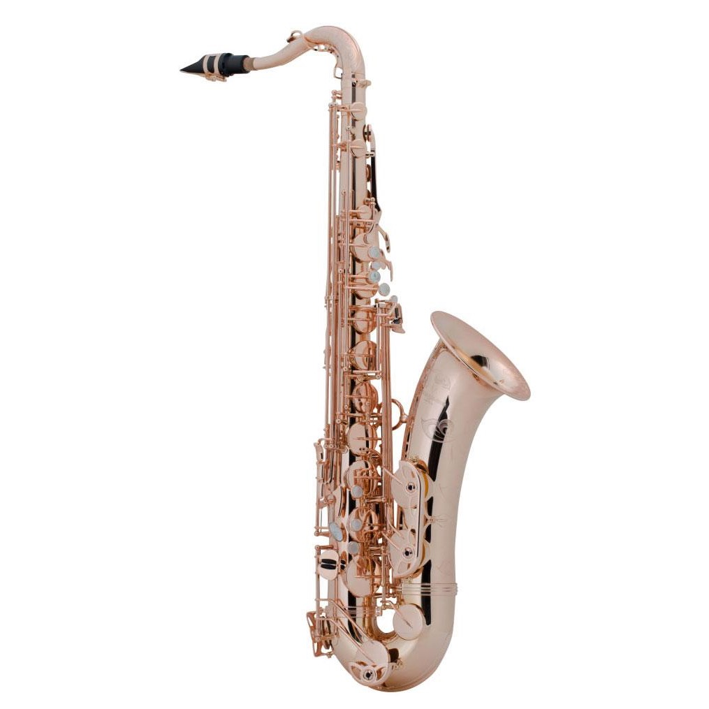 Yanagisawa TWO20PG Elite Tenor Saxophone - Bronze Body Plated in Pink Gold