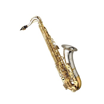 Yanagisawa TWO33 Elite Tenor Saxophone - Sterling Silver Bell and Neck