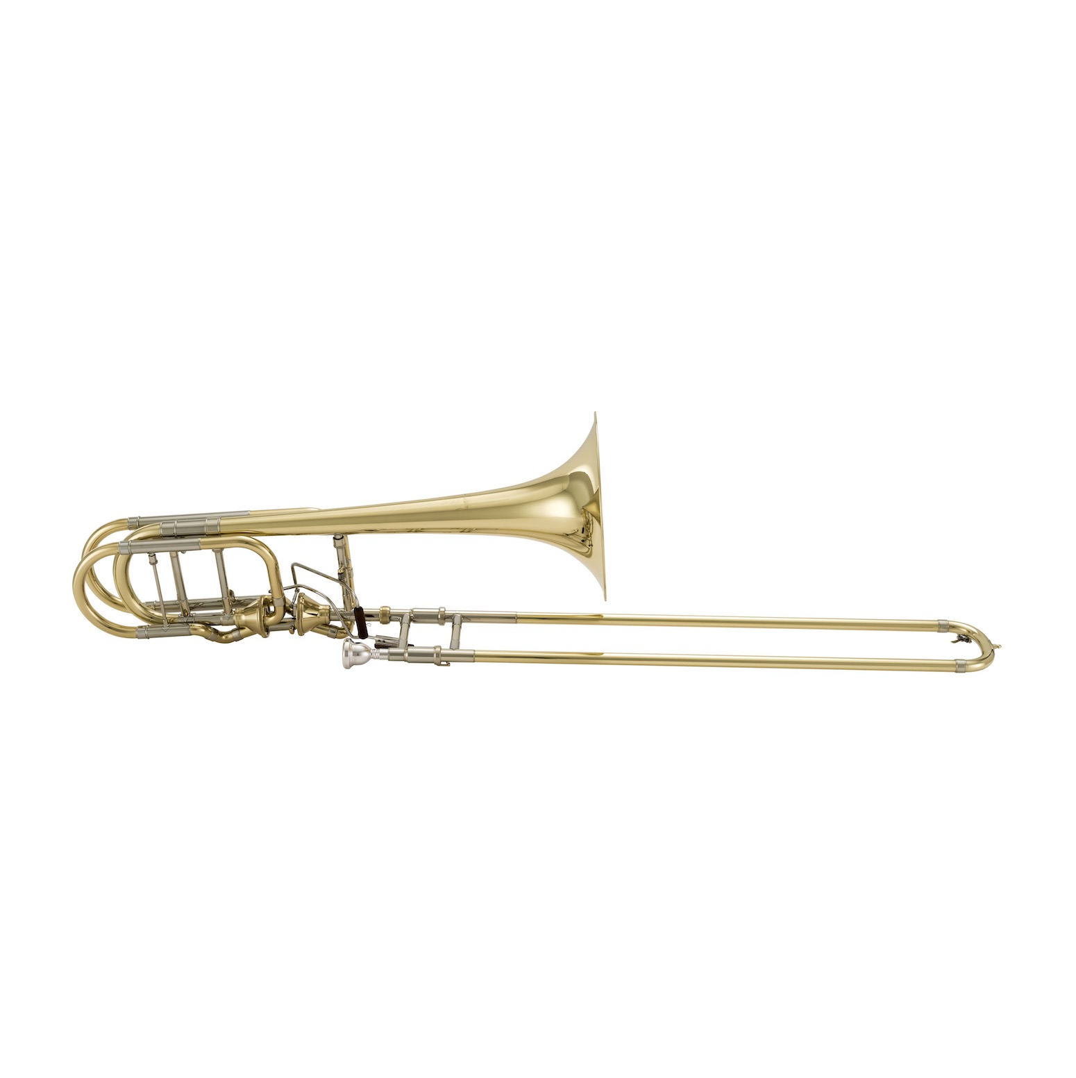 Bach Stradivarius 50AF3 Open Wrap Bass Trombone - Infinity Valve