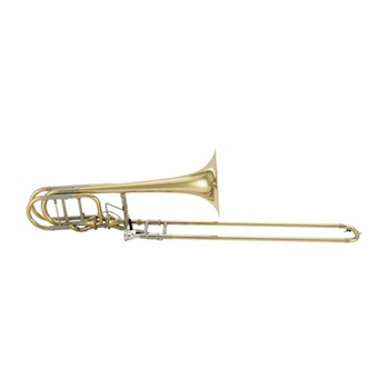 Bach Stradivarius 50AF3 Open Wrap Bass Trombone - Infinity Valve - $250 INSTANT REBATE (Shown in Cart)