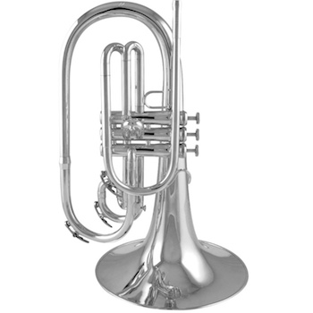 King Marching Mellophone - Multiple Finishes