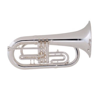 King Marching Euphonium - Multiple Finishes