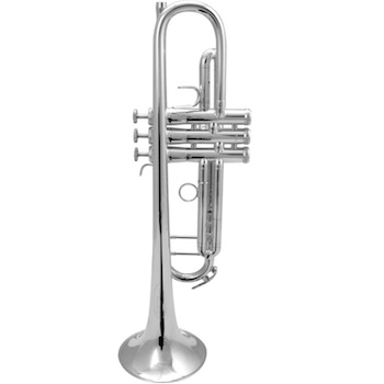 King Marching Trumpets - Multiple Finishes