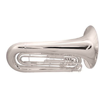 King 4-Valve Marching Tuba - Multiple Finishes