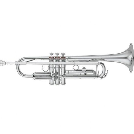 Yamaha Standard Trumpet [Silver Plating]